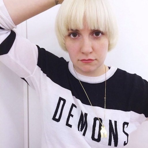 Lena Dunham Offers You Advice In New Promo Web Series