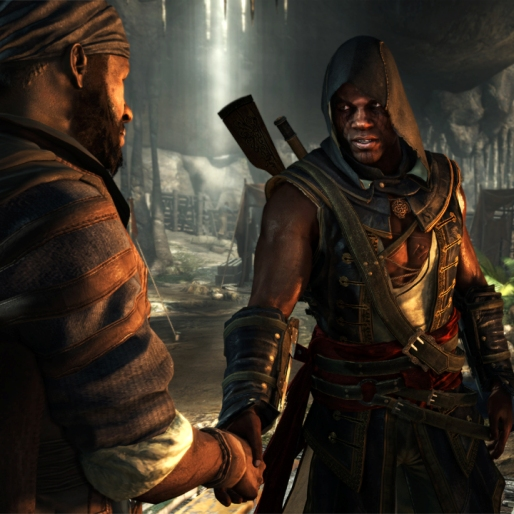 Black Steel In The Hour of Chaos: <em>Assassin's Creed</em> and the Power of Representation