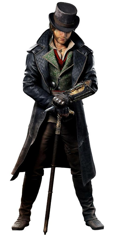 Wardrobe Theory The Anachronistic Assassin S Creed Syndicate Paste