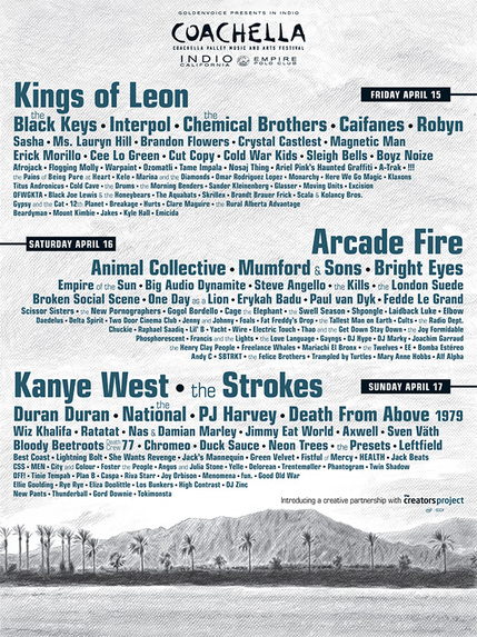 Coachella 2011 Sells Out in Record Time