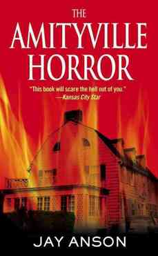 a report on the book the amityville horror by jay anson This item: the amityville horror by jay anson mass market paperback 47600  true horror this book gives chills down your spine believe me as i'm kind of attracted to paranormal reading, bought this book to know the truth of what happened with the lutzes, i ordered it and read it within two days or i should say within two nights as i.