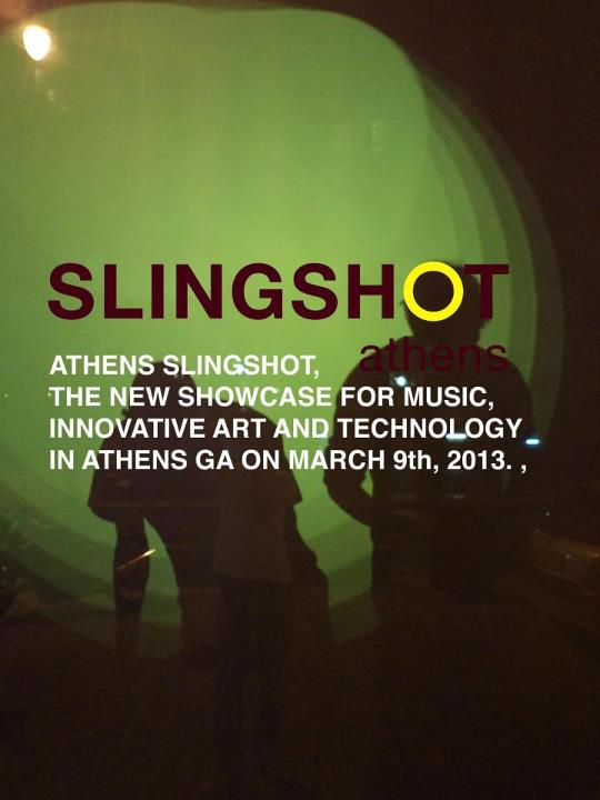 Inaugural Athens Slingshot Festival Brings Arts, Music and Technology to Georgia