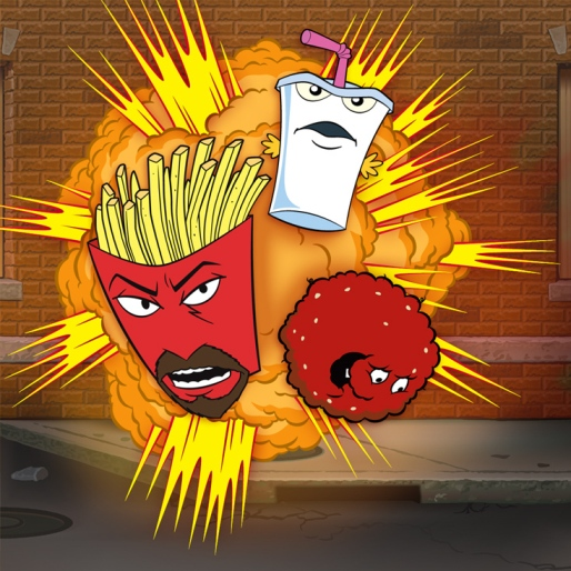 Final <i>Aqua Teen Hunger Force</i> Episode Airs This Sunday