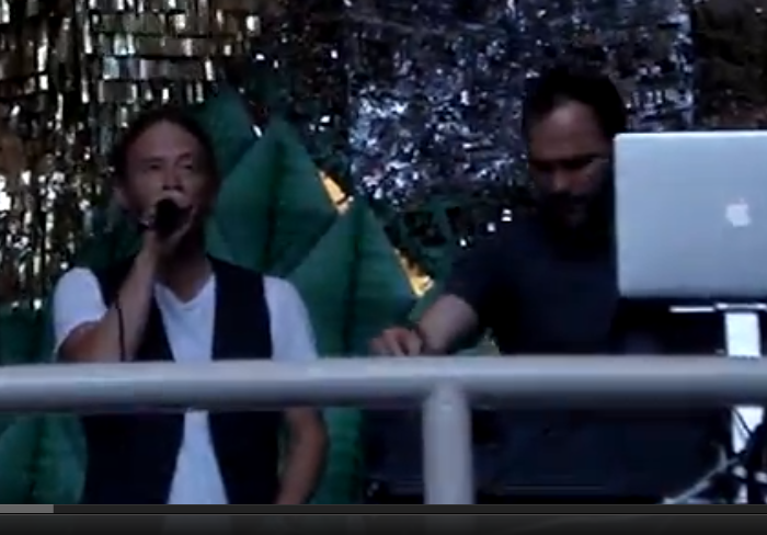 Watch Thom Yorke's Atoms For Peace Debut Songs