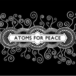 Listen to Atoms for Peace&#8217;s B-side &#8220;What The Eyeballs Did&#8221;