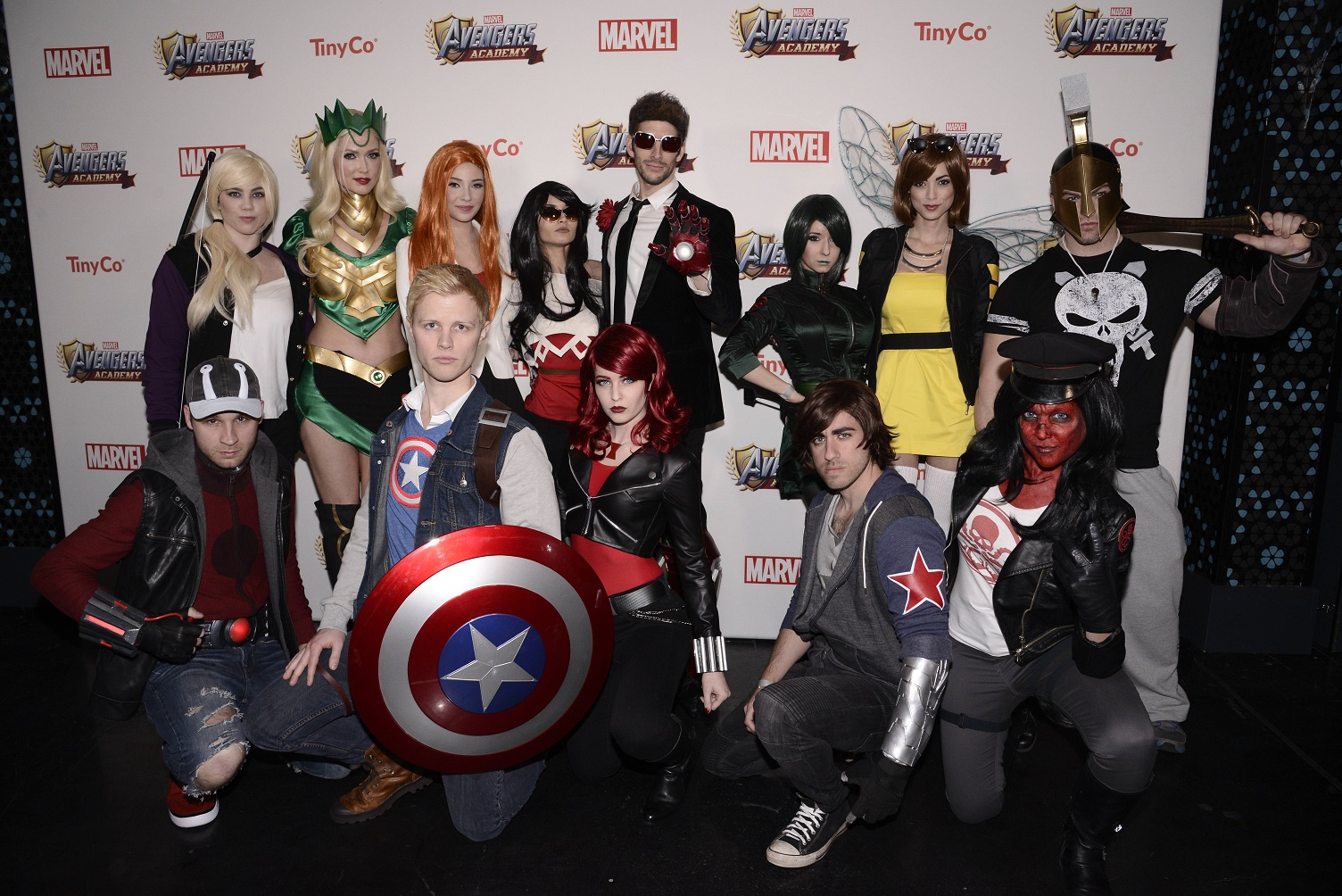 Marketing and Mortality at the Avengers Academy Launch Party