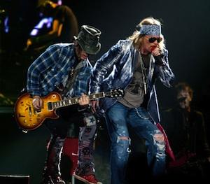 Guns N' Roses to Headline Governors Ball 2013