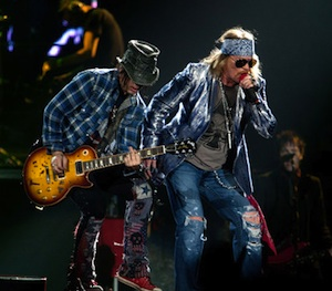 Guns N' Roses to Headline Governors Ball 2013