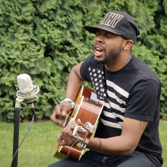 The Paste Parlour: Live from the Morris House - Ayron Jones