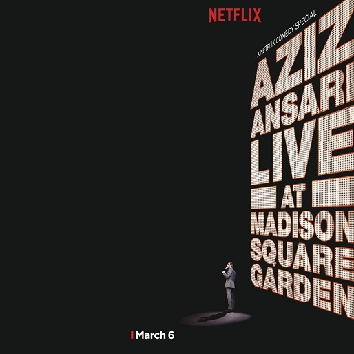 Aziz Ansari: <i>Live at Madison Square Garden</i> Review