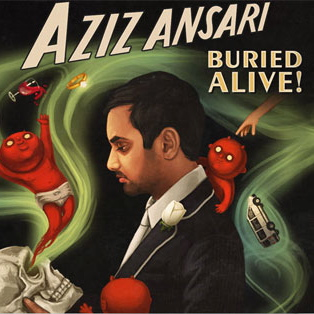 Watch the Trailer for Aziz Ansari's <i>Buried Alive</i> Special