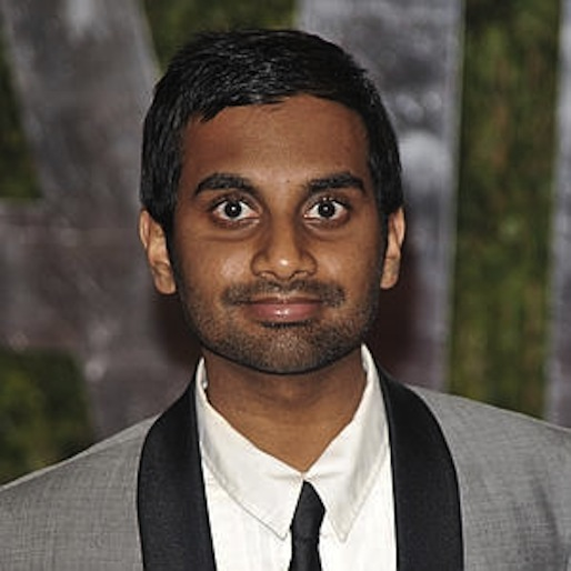 Watch Aziz Ansari Explain To Letterman Why He's a Feminist