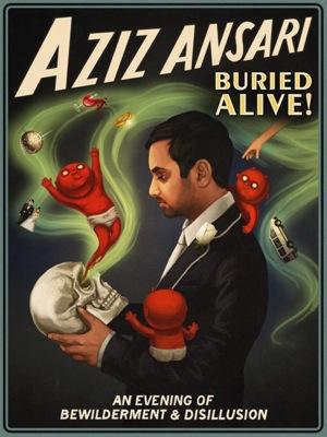 Aziz Ansari Announces Stand Up Tour Dates