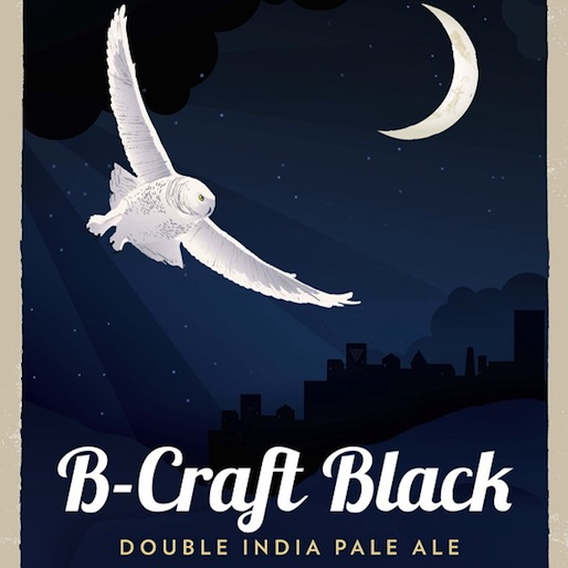 Arcadia B-Craft Black IPA Review