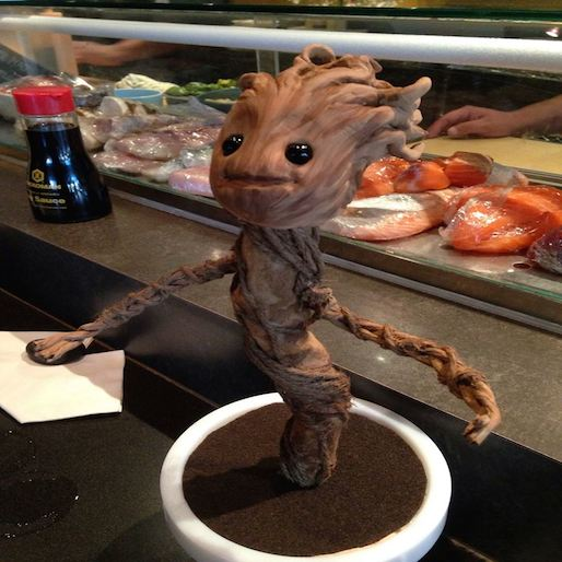 Now You Can Make Your Own Baby Groot