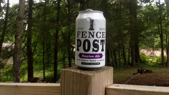 Back Forty Session Ale Review