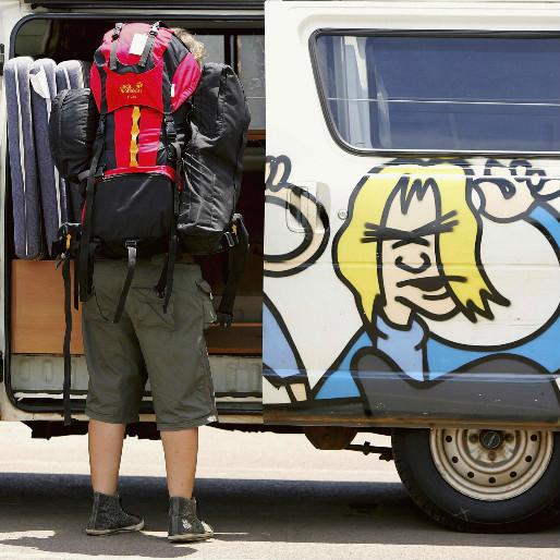Gear Geek: Backpacking for Beginners