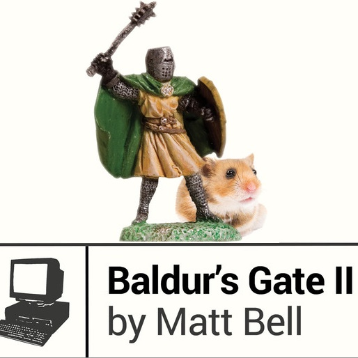 <i>Baldur's Gate II</i> by Matt Bell Review