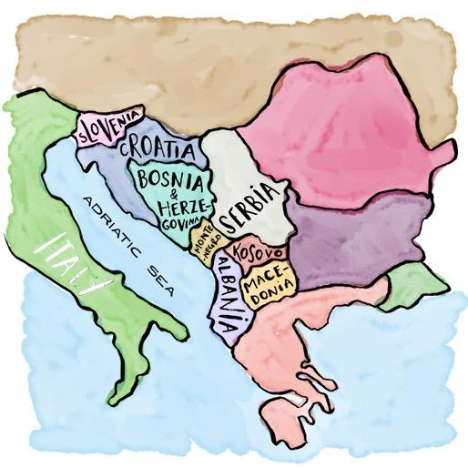 A Balkan Love Letter: Old-School Travel