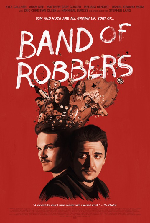 Image of: Chris Hemsworth Band Of Robbers Movie Posterjpg The New York Times The 40 Best Comedies On Netflix march 2019 Comedy Lists