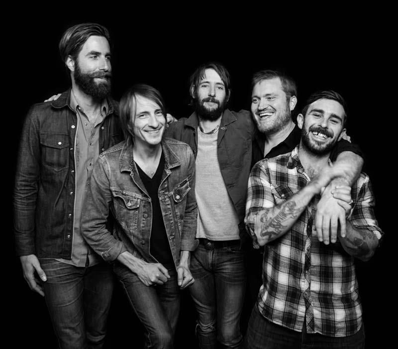 Band of Horses Announce Tour Dates