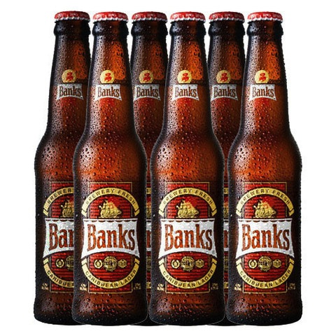 Banks Caribbean Lager Review