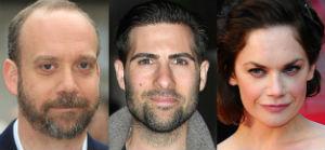 <i>Saving Mr. Banks</i> Adds Paul Giamatti, Jason Schwartzman to Cast