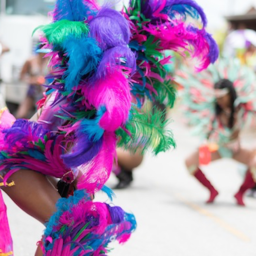 A Photo Tour of Barbados' Colorful Crop Over Festival