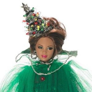 Barbie Gets Designer Christmas Makeover