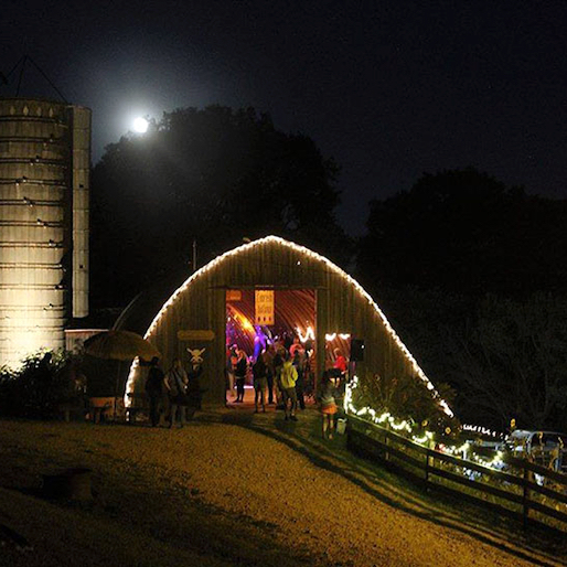 Great Venues: Codfish Hollow Barn
