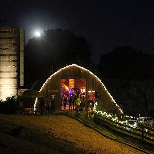 Great Venues: Codfish Hollow Barn