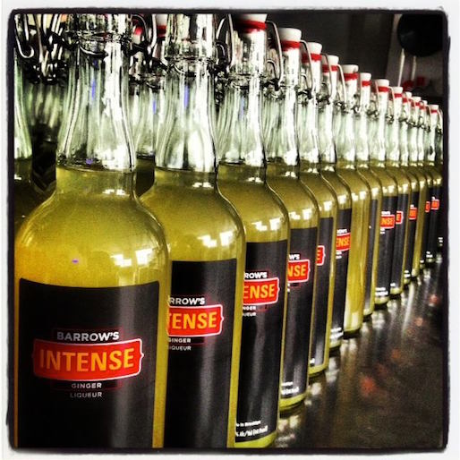 Ginger Liqueur Is So Hot Right Now. And Intense.