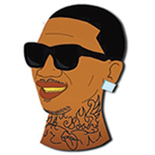 Lil B's Selfie-Inspired Basedmoji for iPhone