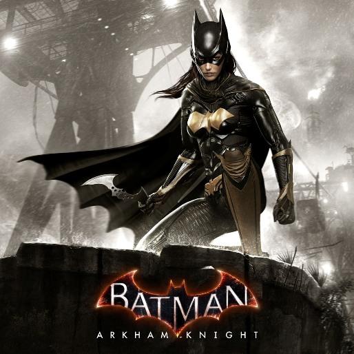 Play As Batgirl in <em>Arkham Knight</em> DLC