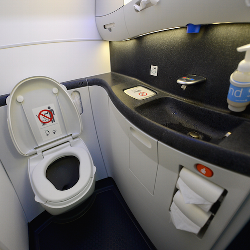 Boeing Says Goodbye to Bathrooms
