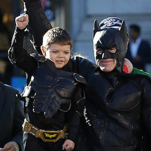 Hans Zimmer Writes Theme Song for 'Batkid'