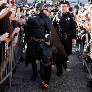 <i>Batkid Begins</i> to Hit Theaters in June