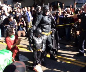 25 Great Tweets About Batkid, America's Newest Superhero