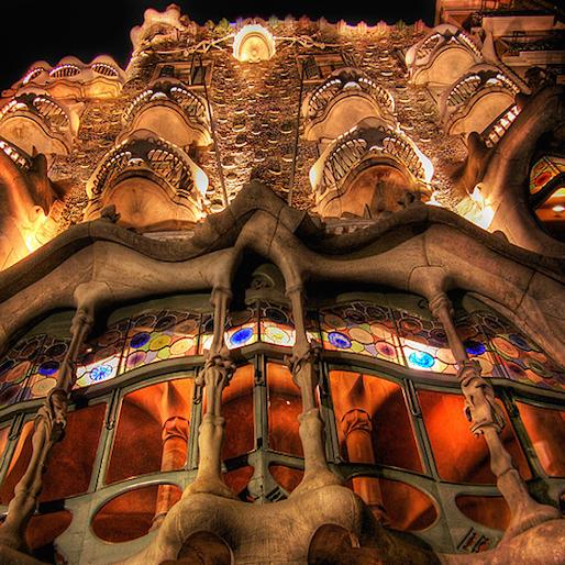 Checklist: Gaudí's Barcelona
