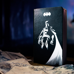 Get Creative in Gotham with New Batman Moleskine Notebooks