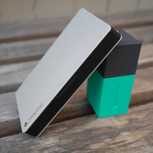 Mophie Powerstation Plus vs. Fluxmob Bolt: One Battery to Rule Them All