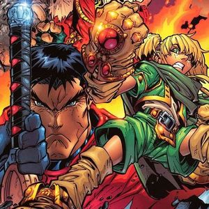 <i>Battle Chasers</i> Comic Series Is Being Turned Into a Game; New Comic Coming Soon