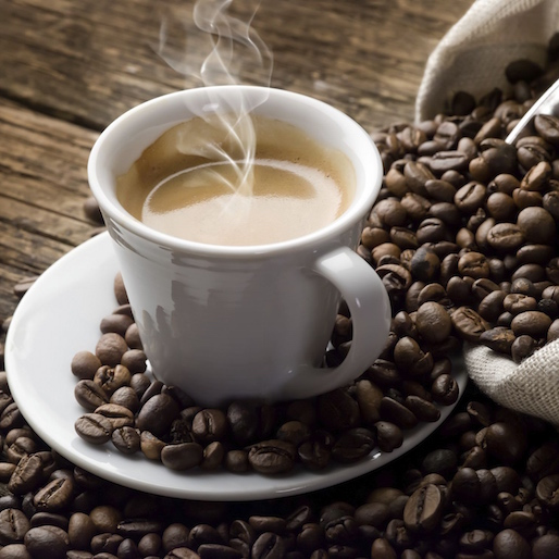 Drink Lots of Coffee, Lower Your Risk of Heart Disease