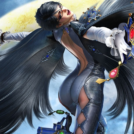 Bayonetta and .error404: Two Concepts of Nudity