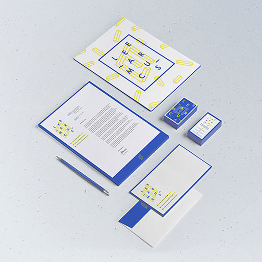 25 Examples of Excellent Letterhead Design