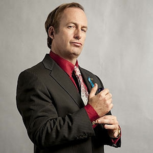 New <i>Better Call Saul</i> Clip Shows Mike and Saul's First Meeting