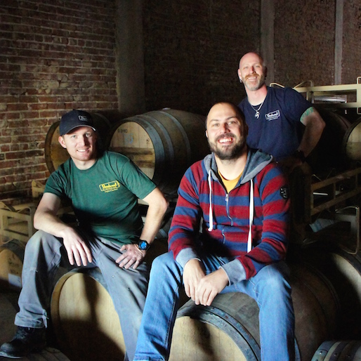 Pixie Dust and Question Marks: Beachwood Brewing Talks Lambics