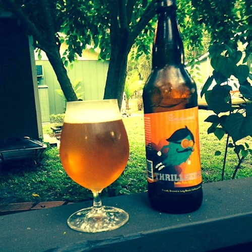 Beachwood Brewing Thrillseeker IPA Review