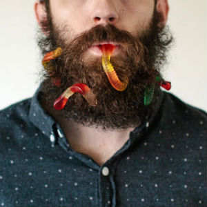 Beard Artist Makes Beard Art By Sticking Everyday Objects in His Awesome Beard