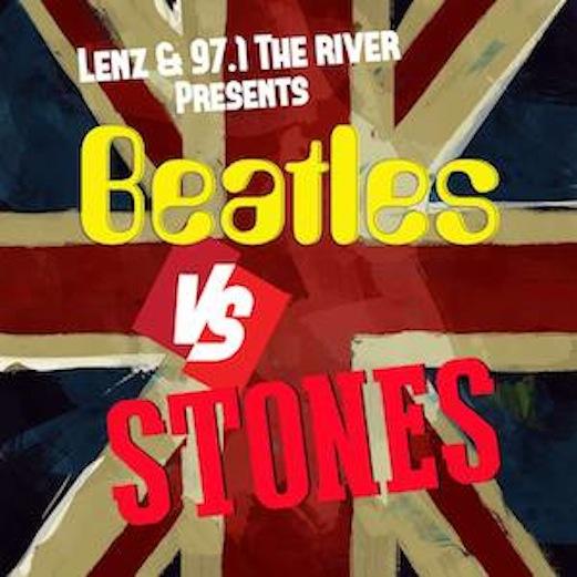 """Atlanta """"Beatles vs. Stones"""" Event Set to Help Fight Poverty"""